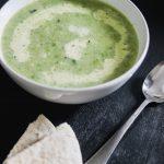 Zuccini Suppe